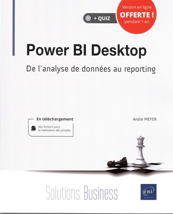 Power BI Desktop - De l'analyse de données au reporting