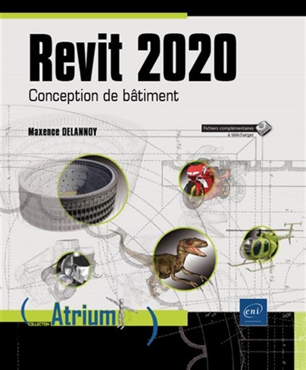 Revit 2020 - Conception de bâtiment
