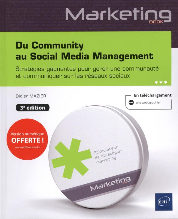 Du Community au Social Media Management - 3e édition