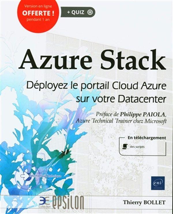 Azure Stack : Déployez le portail Cloud Azure sur votre Datacenter