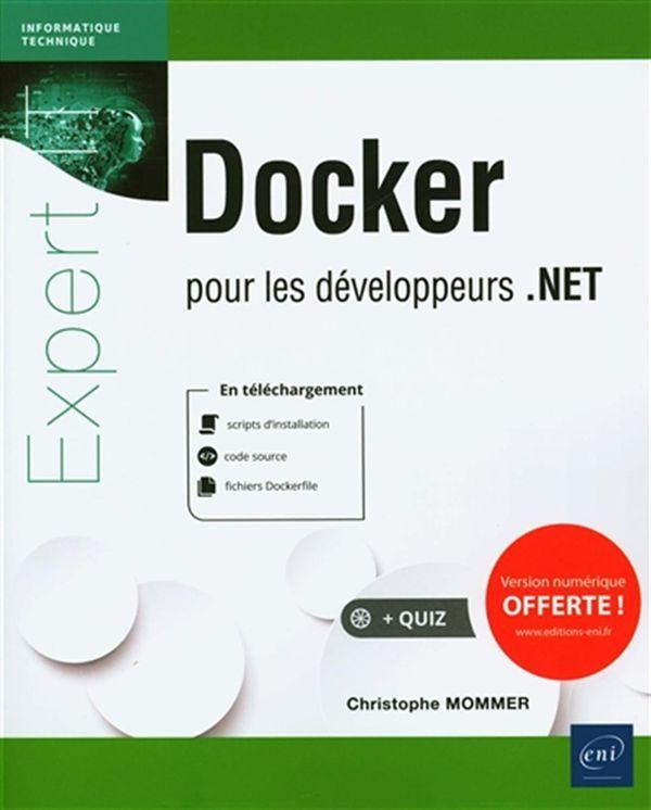 Docker pour les développeurs.NET