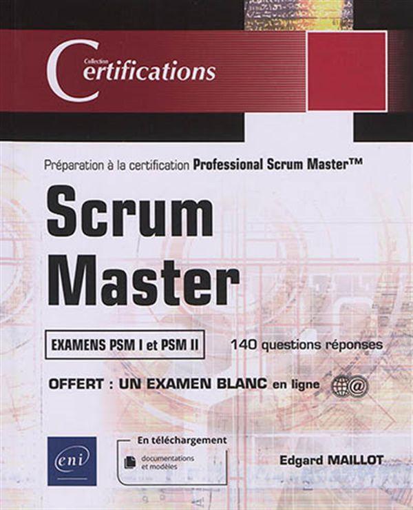 Scrum Master - Préparation à la certification Professionnal Scrum Master