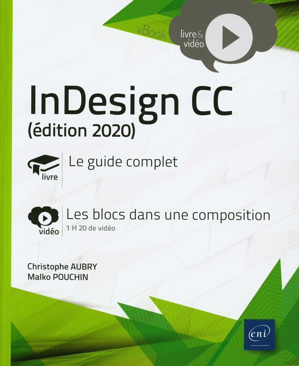 InDesign CC édition 2020