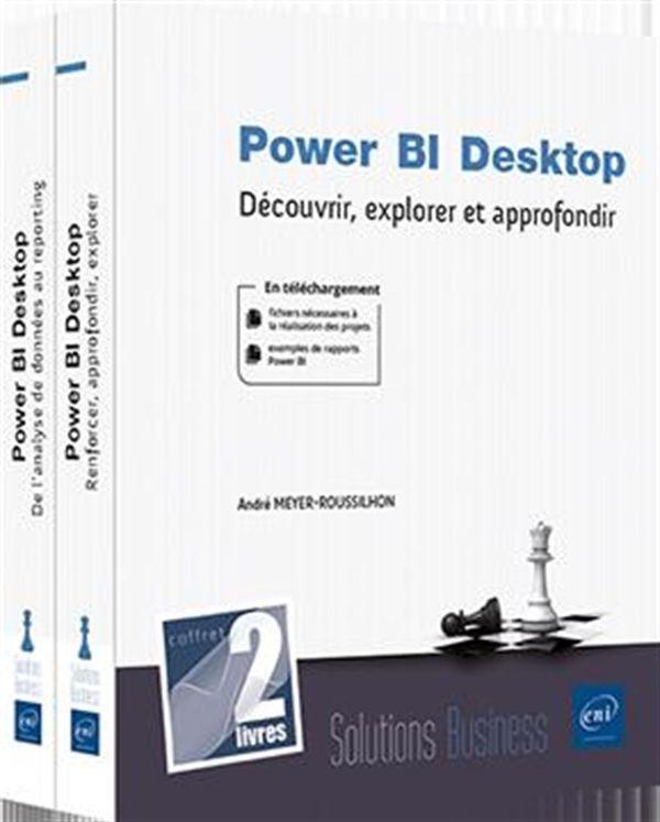 Power BI Desktop : Découvrir, explorer et approfondir