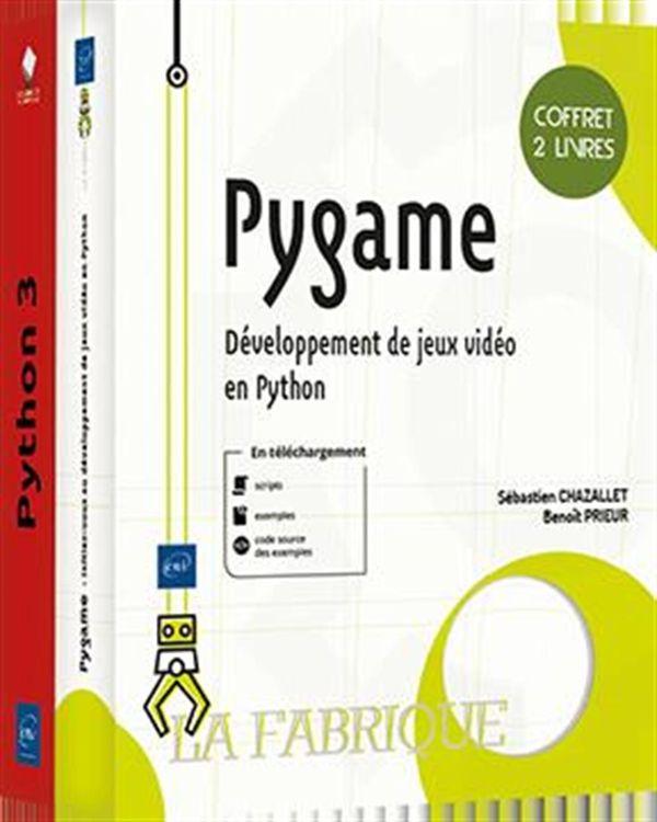 Pygame : Développement de jeux vidéo en Python