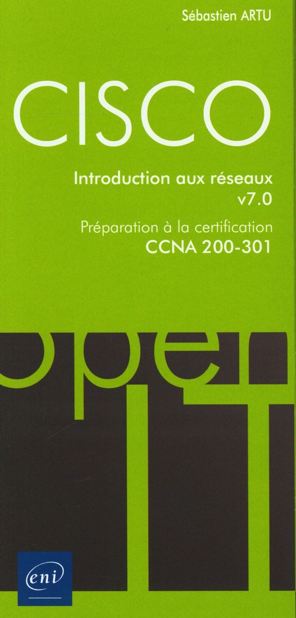 Cisco-CCNA 200-301 - Introduction aux réseaux v7.0