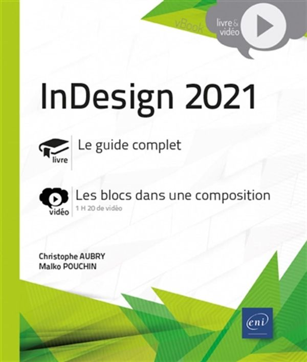 InDesign 2021 : Complément vidéo - Les blocs dans une composition