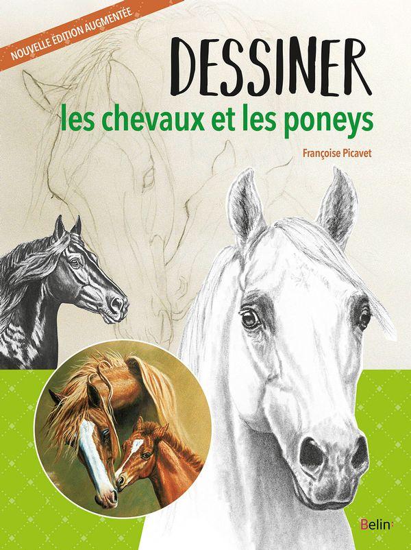 Dessiner les chevaux et les poneys N.E.