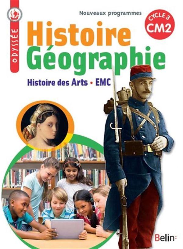 Histoire, Géographie : Histoire des Arts EMC