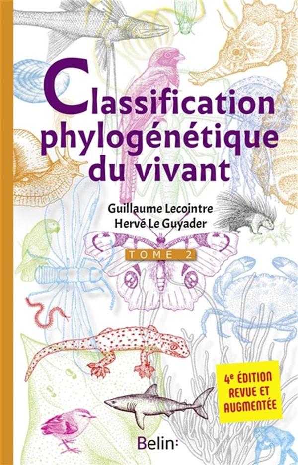 Classification phylogénétique du vivant 02 (4ième éd.)