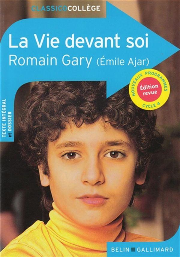La Vie devant soi - éd. revue Cycle 4