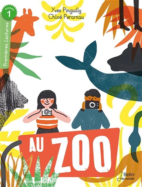 Au zoo - Niv. 1
