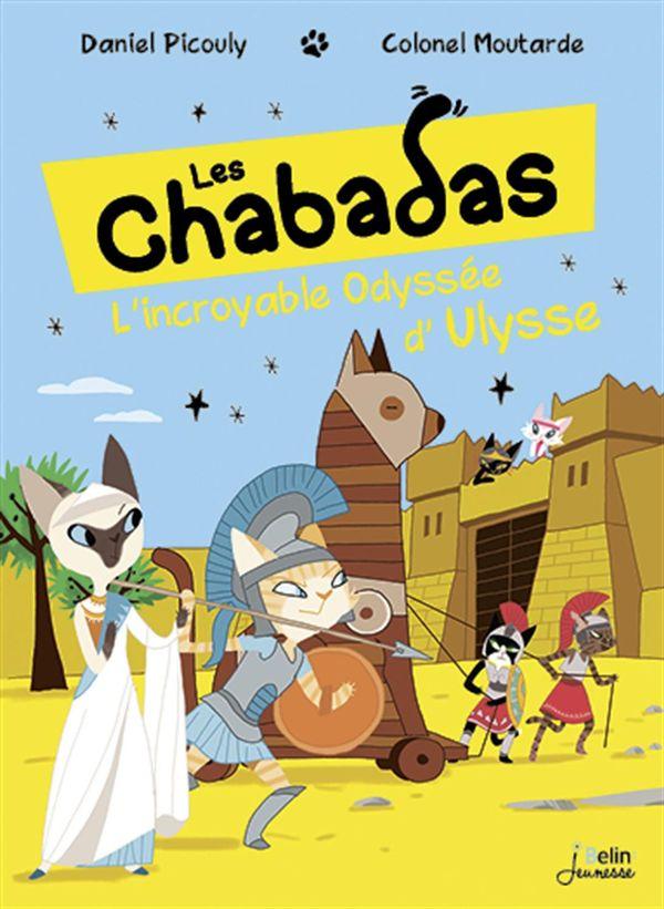 Les Chabadas : L'incroyable Odyssée d'Ulysse