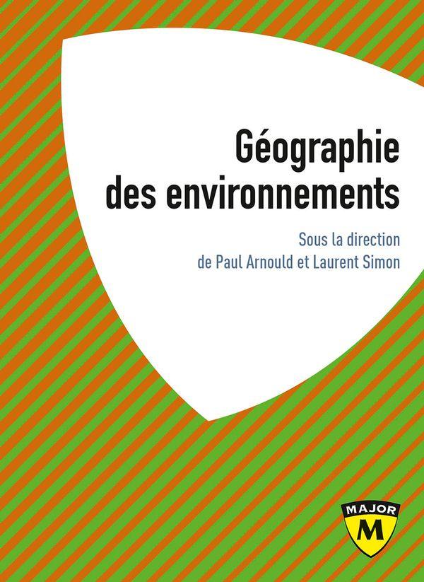 Géographie des environnements