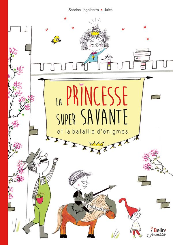 La princesse super savante et la bataille d'énigmes