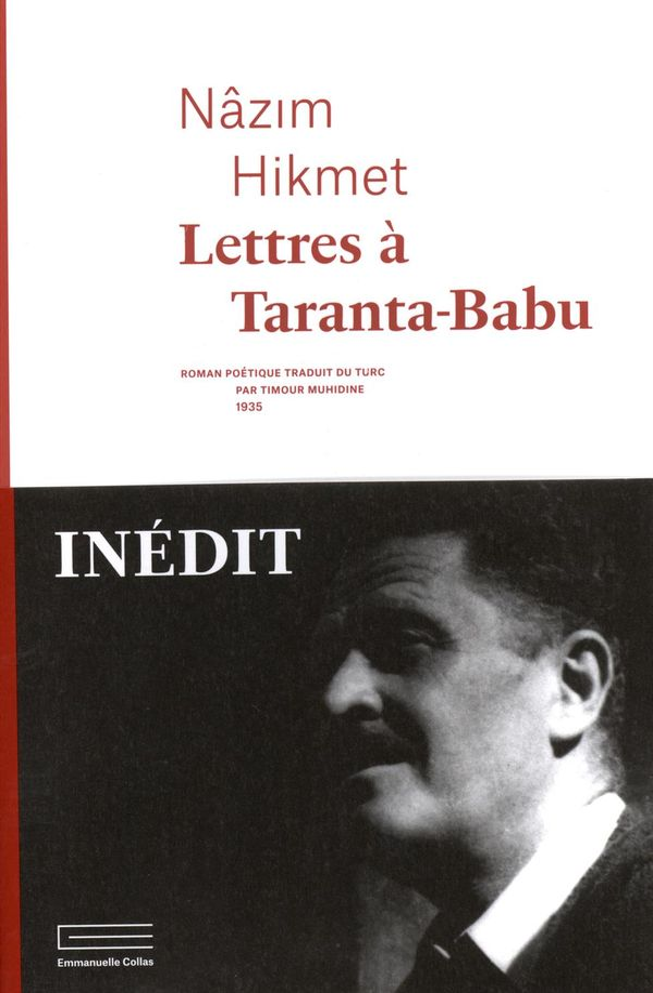 Lettres à Taranta Babu