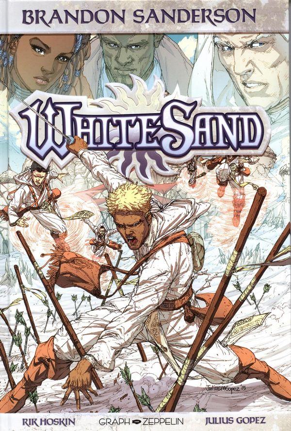 White sand 01