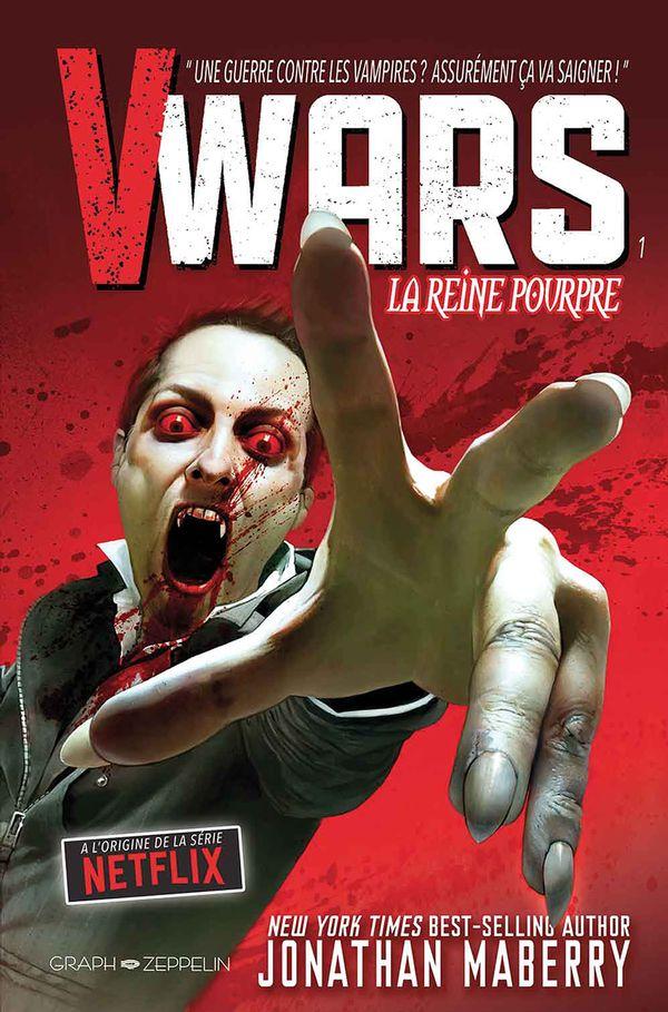 V-Wars 01 : La reine pourpre