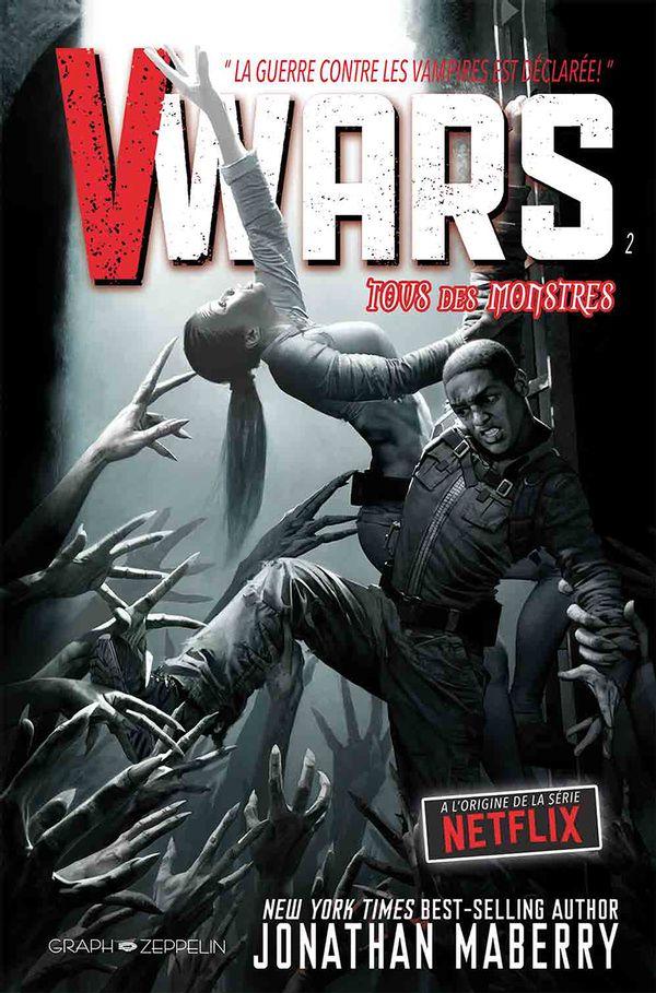 V-Wars 02  Tous des monstres