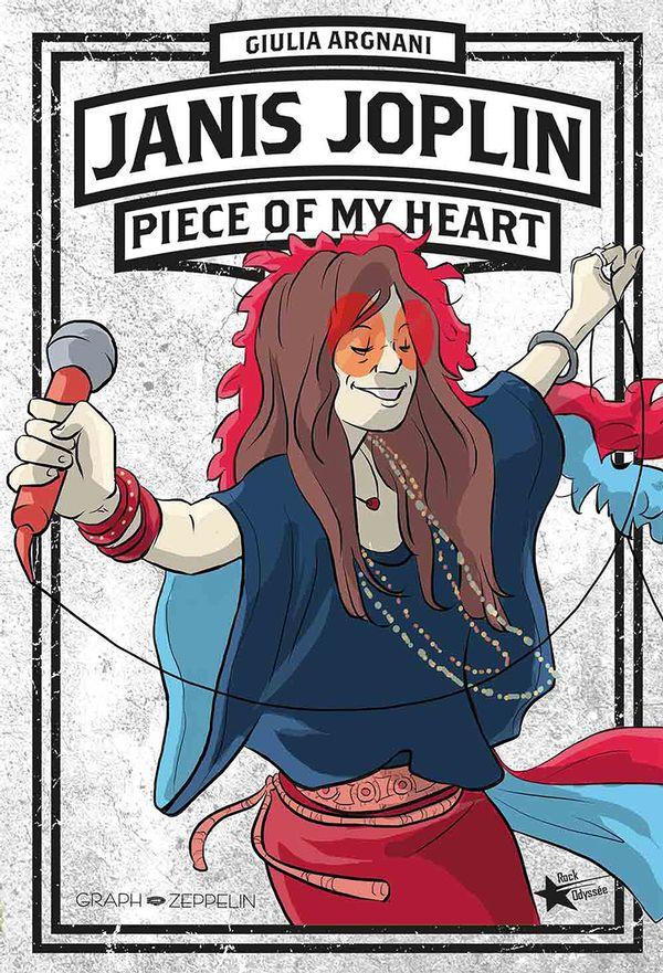 Janis Joplin  Piece of my heart N&B