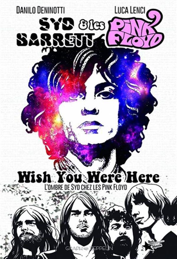 Syd Barrett & Les Pink Floyd Wish you were here