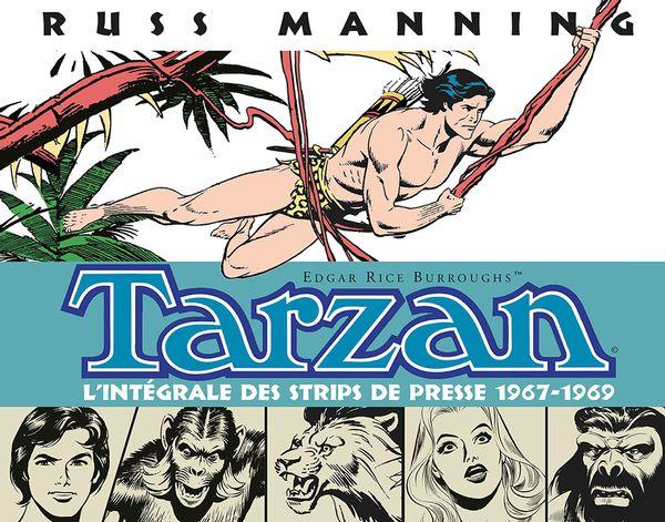 Tarzan : L'intégral des strips de presse 1967-1969