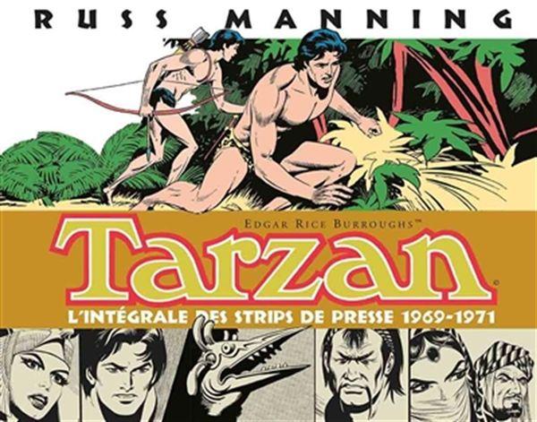 Tarzan : L'intégral des strips de presse 1969-1971