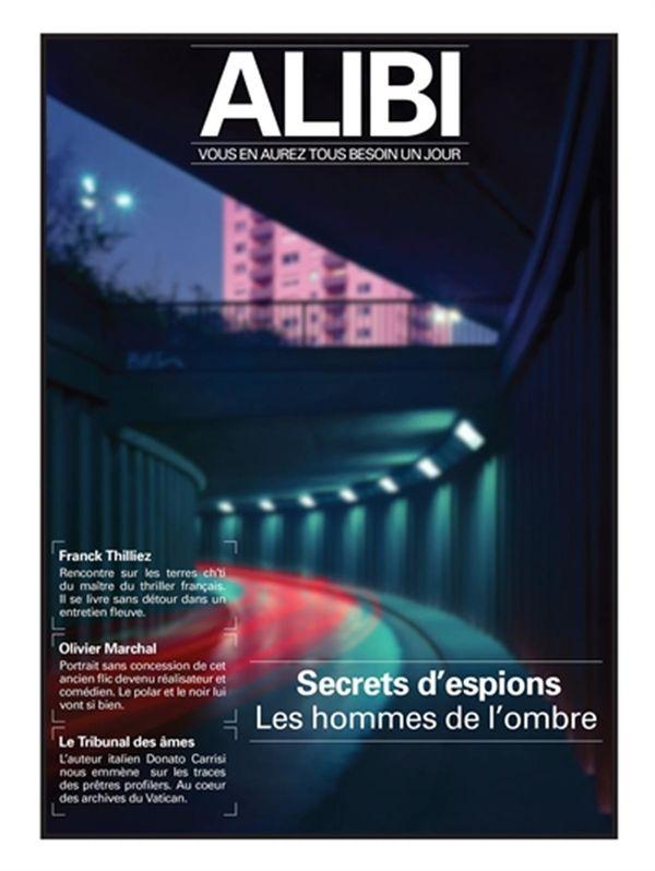 Alibi 03 : Secrets d'espion