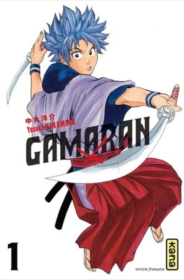 Gamaran 01
