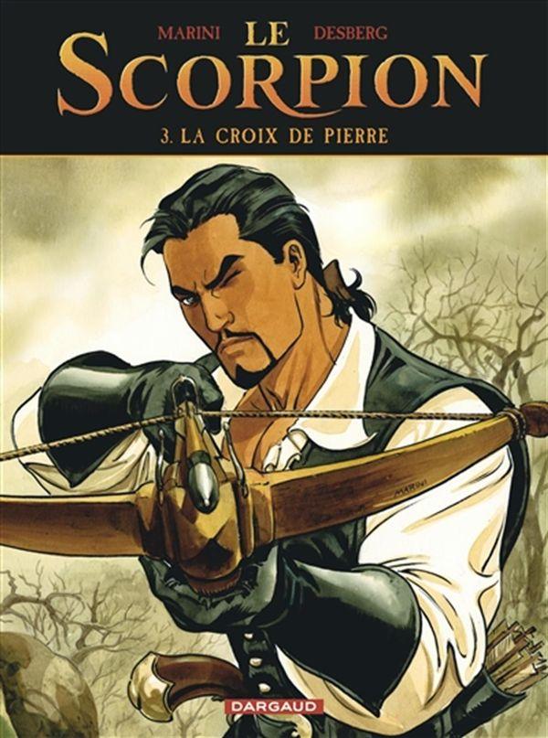 Le Scorpion 03 : La croix de pierre N.E.