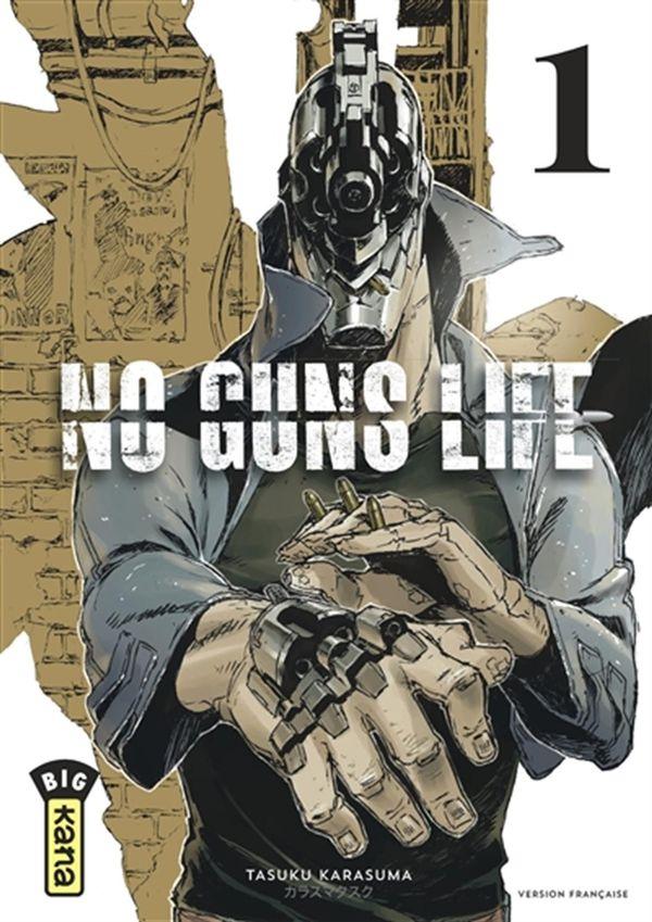 No Guns Life 01