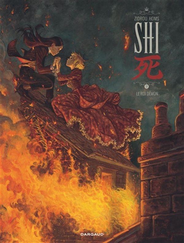Shi 02 : Le roi démon