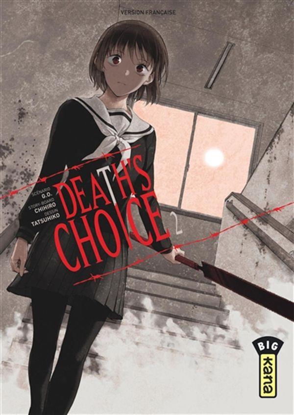 Death's choice 02