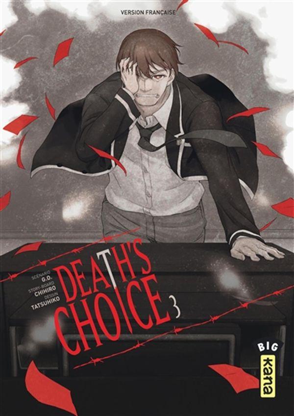 Death's choice 03