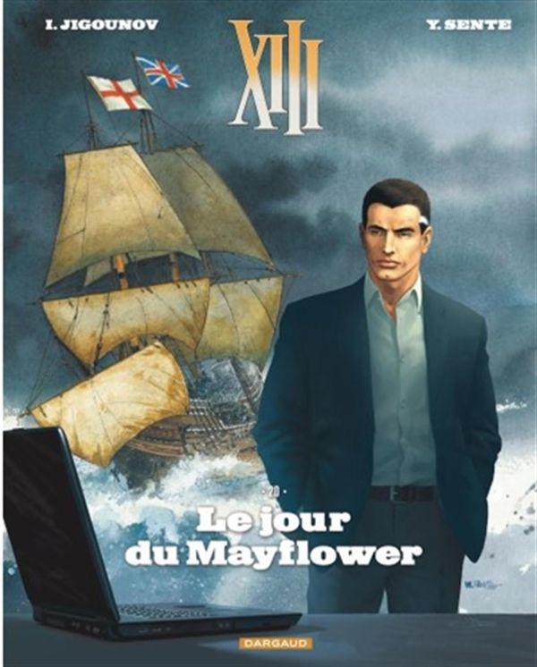 XIII 20 : Le jour du Mayflower N.E.