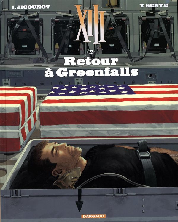 XIII 22 : Retour à Greenfalls N.E.