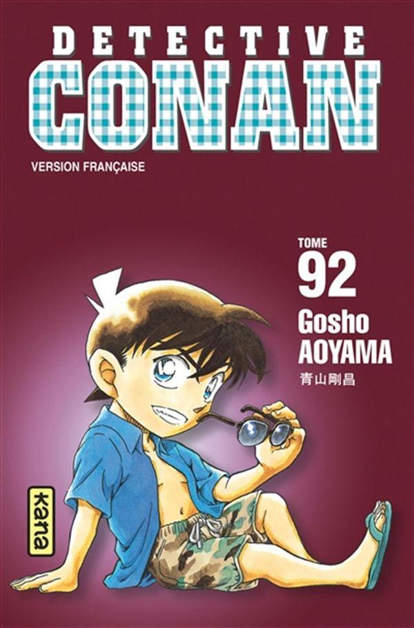 Détective Conan 92