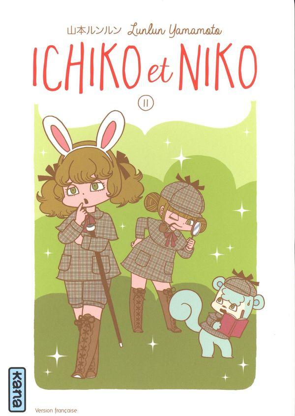 Ichiko et Niko 11