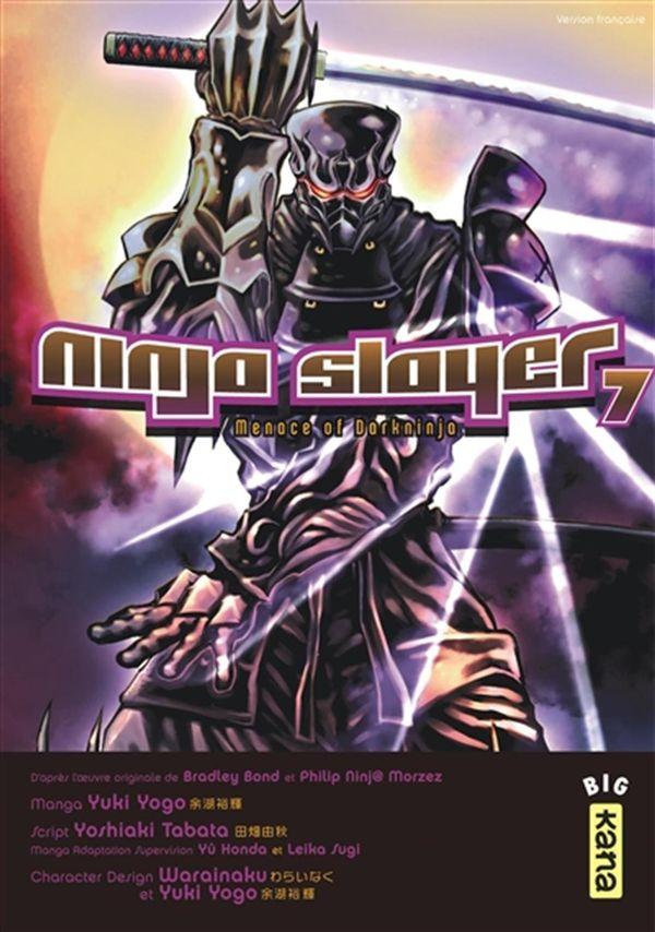 Ninja Slayer 07