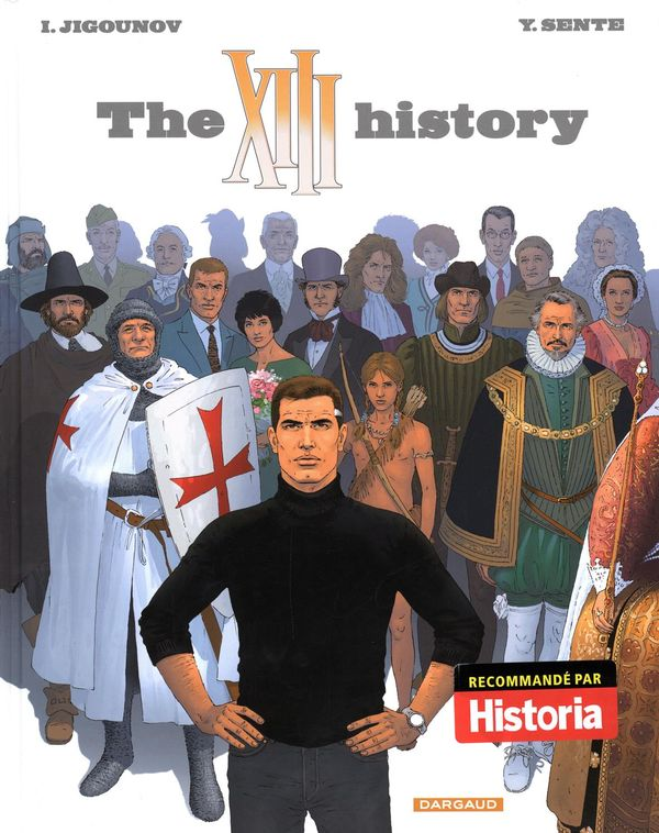 The XIII history 25