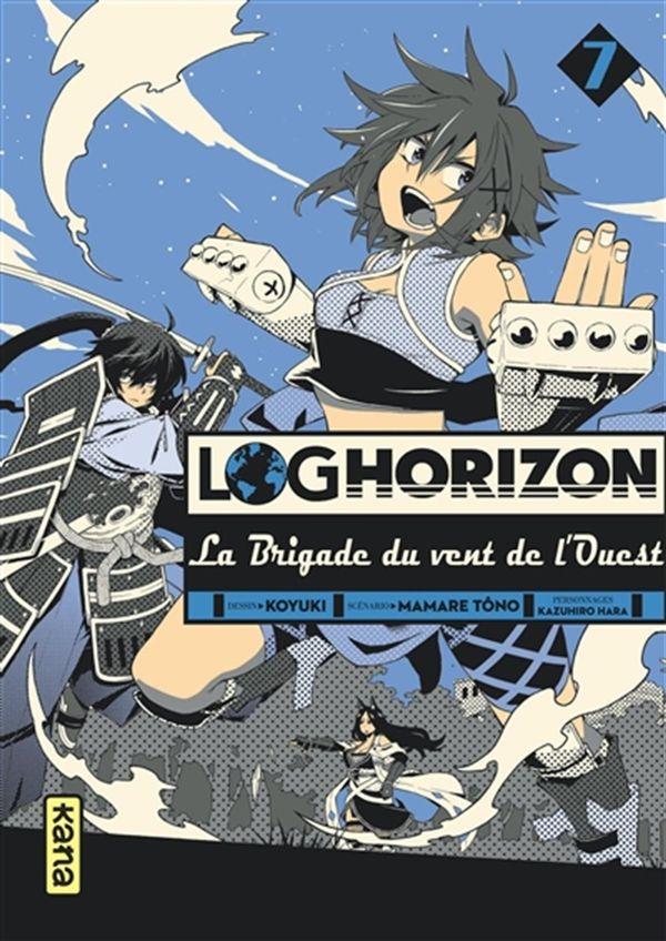 Log Horizon 07