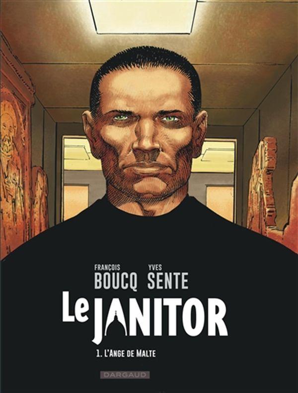 Le Janitor 01 : L'ange de Malte N.E.