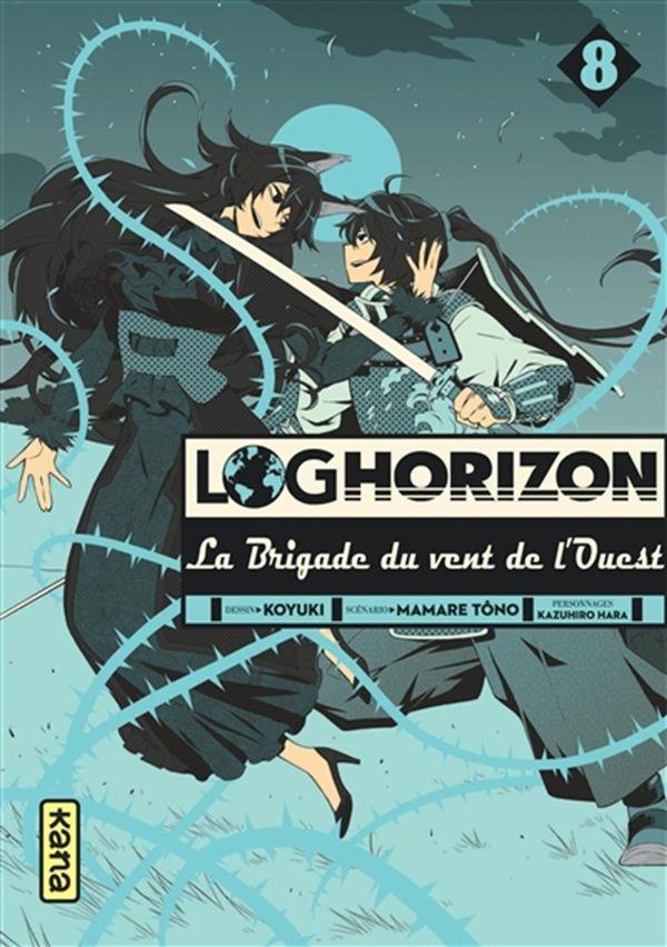 Log Horizon 08