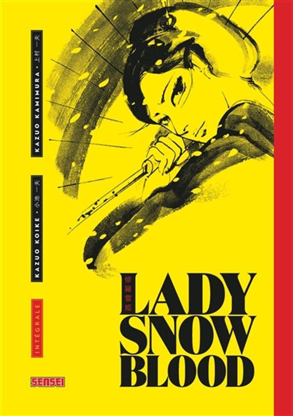 Lady Snowblood Intégrale