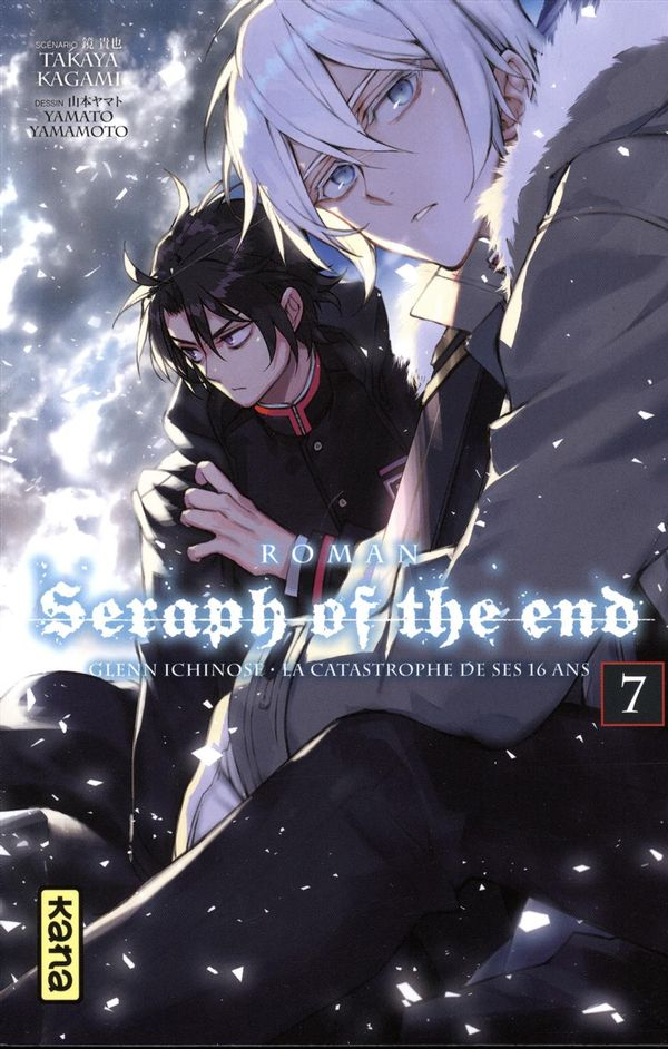 Seraph of the End roman 07