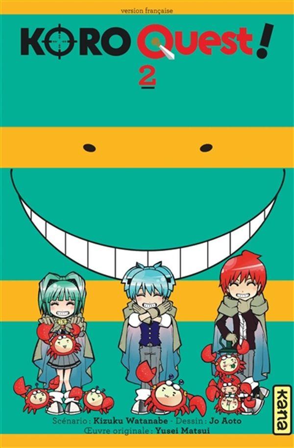 Koro Quest 02