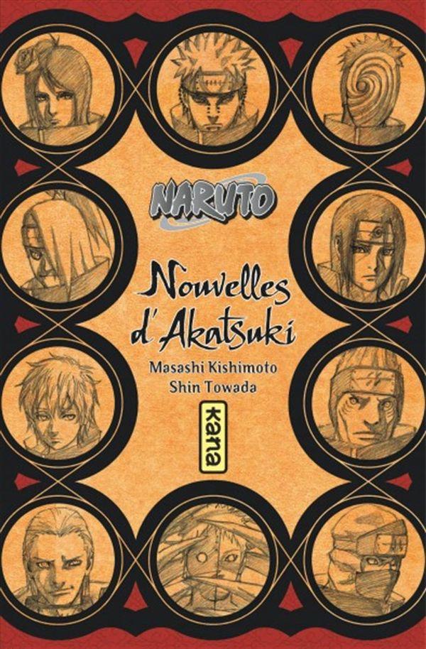 Naruto 11  Le roman d'Akatsuki