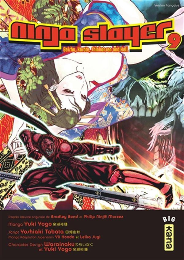 Ninja Slayer 09