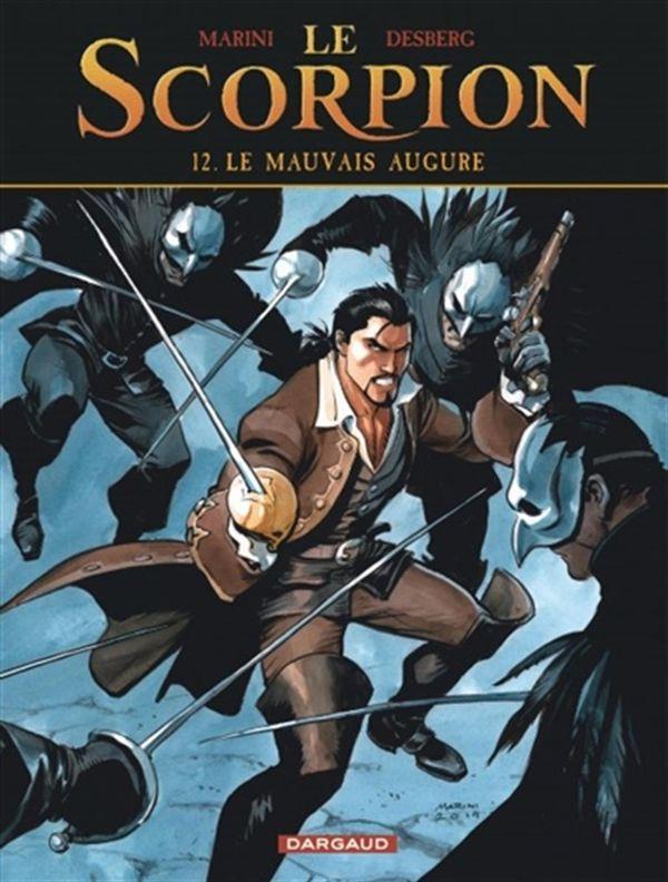 Scorpion 12 : Le mauvais augure