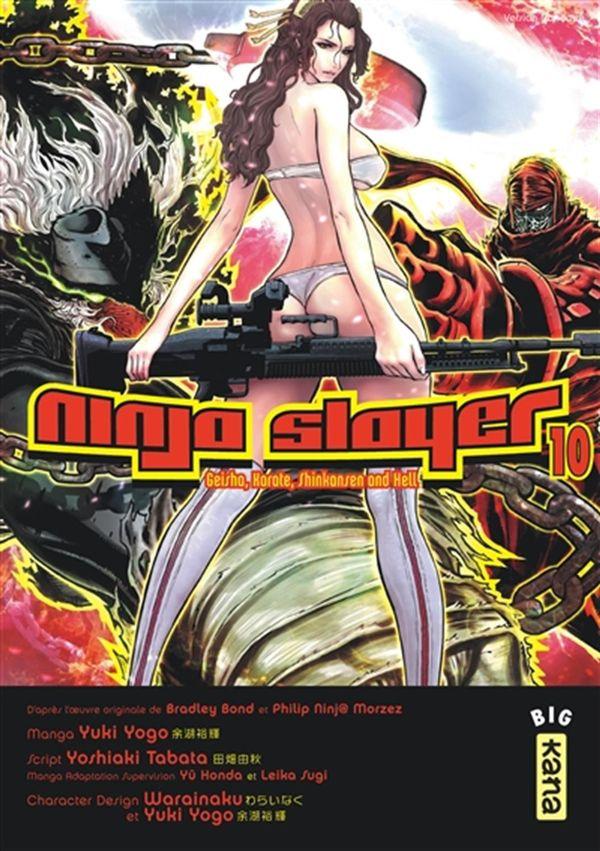 Ninja Slayer 10
